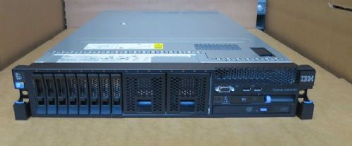 IBM X3650 M3 2U Server 2 x Quad-Core XEON X5570 2.93Ghz 8Gb Ram 2U Rack Server